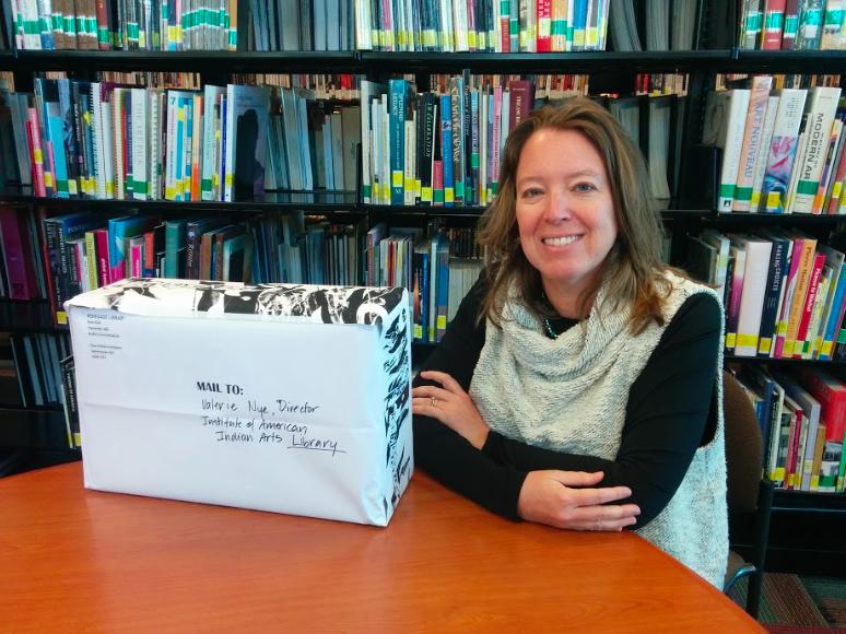 Box 5 - IAIA Library