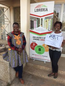 Box 12 - Libreri Ghana