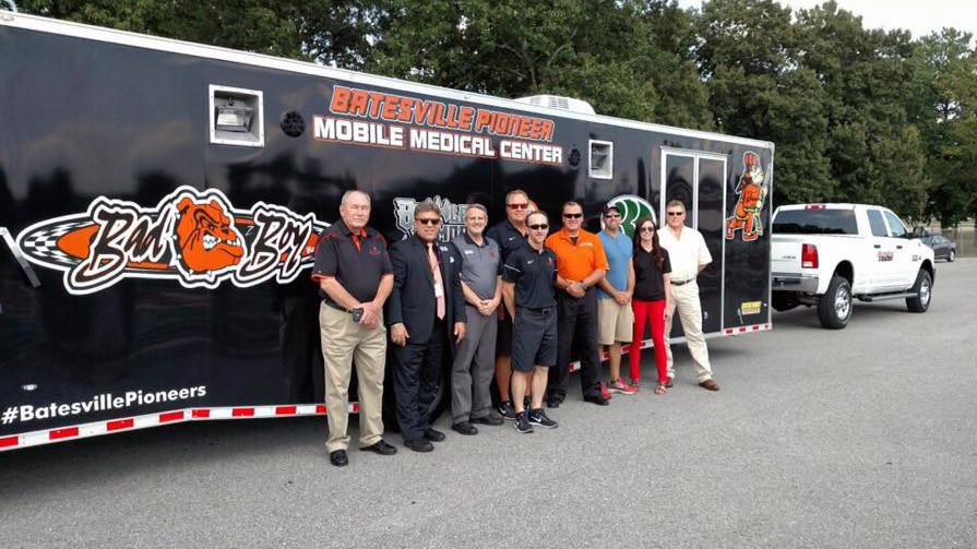 Batesville High School Mobile Medical