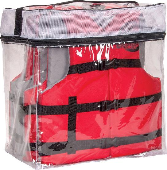 Adjustable Nylon Vest 4-Pack