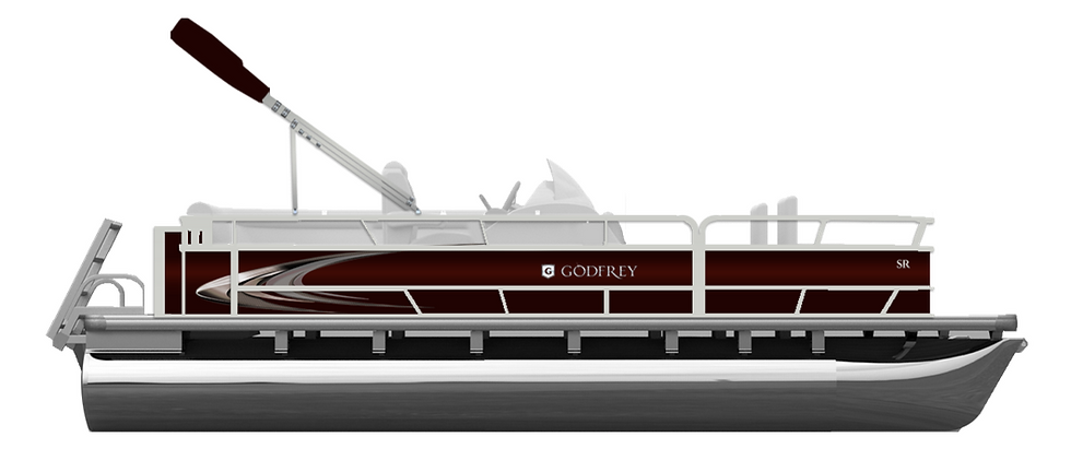 2020 Sweetwater 180 Fish