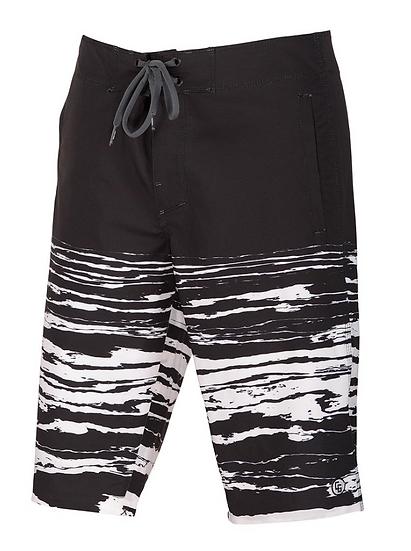 301 Heritage Black Fit Boardshorts