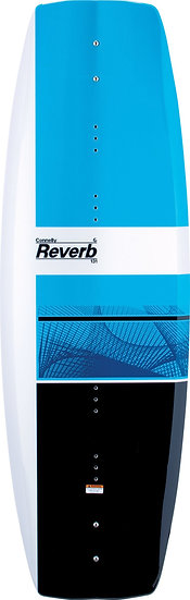 Reverb Blank with Fins
