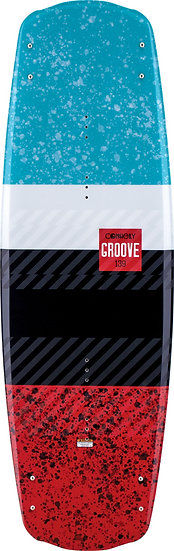Groove Blank with Fins