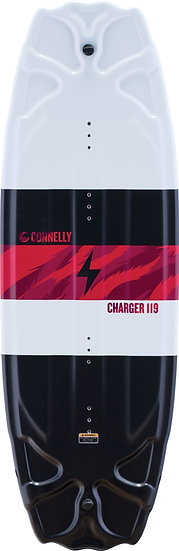 Charger 119 Blank with Fins