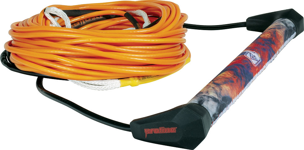 Standard Package (85ft Standard Handle w/ Flatline Main with 3 5ft Sections)