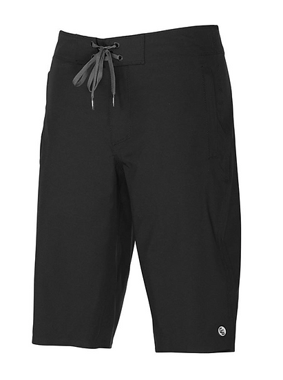 301 Black Fit Boardshorts
