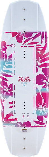 Bella 124 Blank with Fins