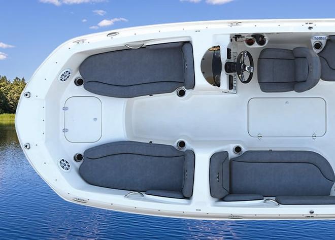 deck boats