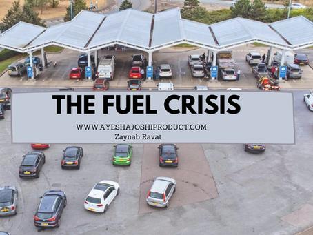The petrol crisis.