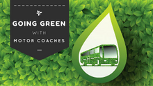 Going Green With Motor Coaches