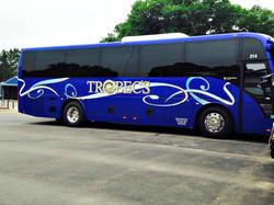 38 Passenger Deluxe Motor Coach