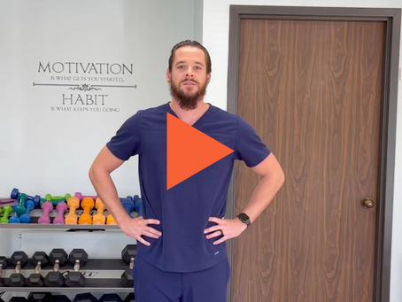 Wellness Wednesday What is Sciatica / Home Exercises That May Help