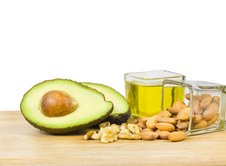 "How ""good"" fats can Help your Heart!"