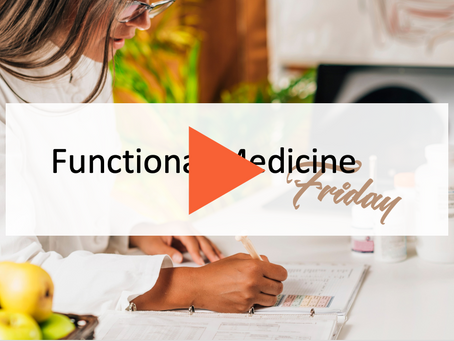 Functional Medicine Friday! Colorectal Cancer Screening - What are the options?