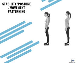 Stability/Posture/Movement Patterning