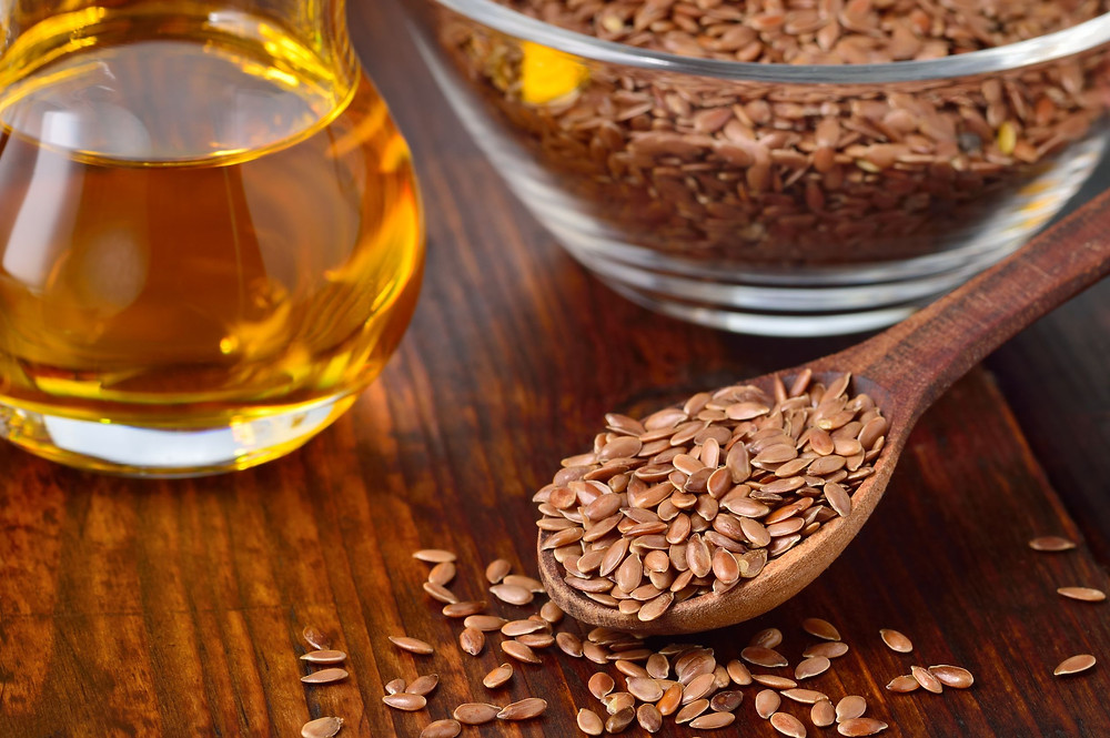 Flax and flaxseed oil are great source of ALA and omega 3's.