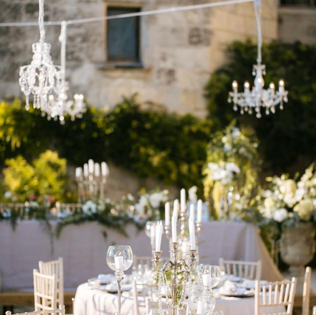A French chateau Wedding