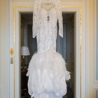 Winter Wedding at The Ritz Paris
