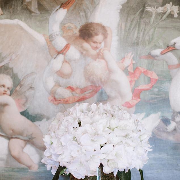 Stylish Wedding in Paris