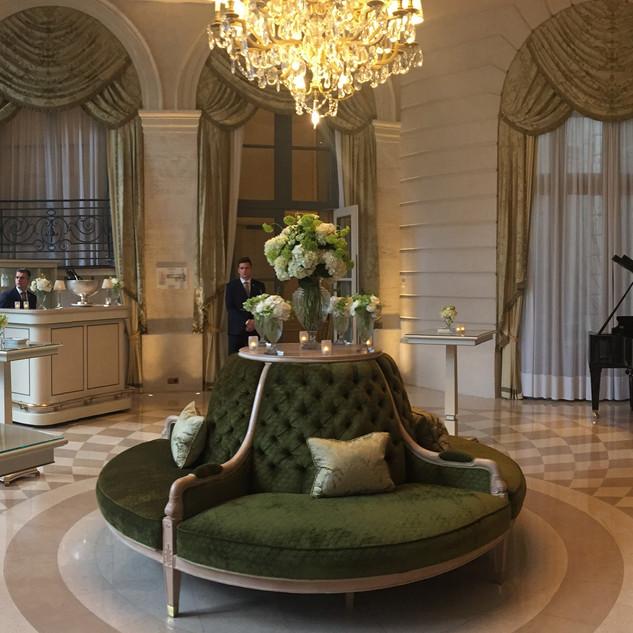 Wedding at Ritz Paris