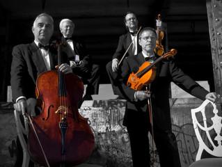 Portraits des Gililov Quartetts Berlin auf der Homepage der Firma Beschstein