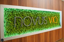 NovusVia Eingangstresen