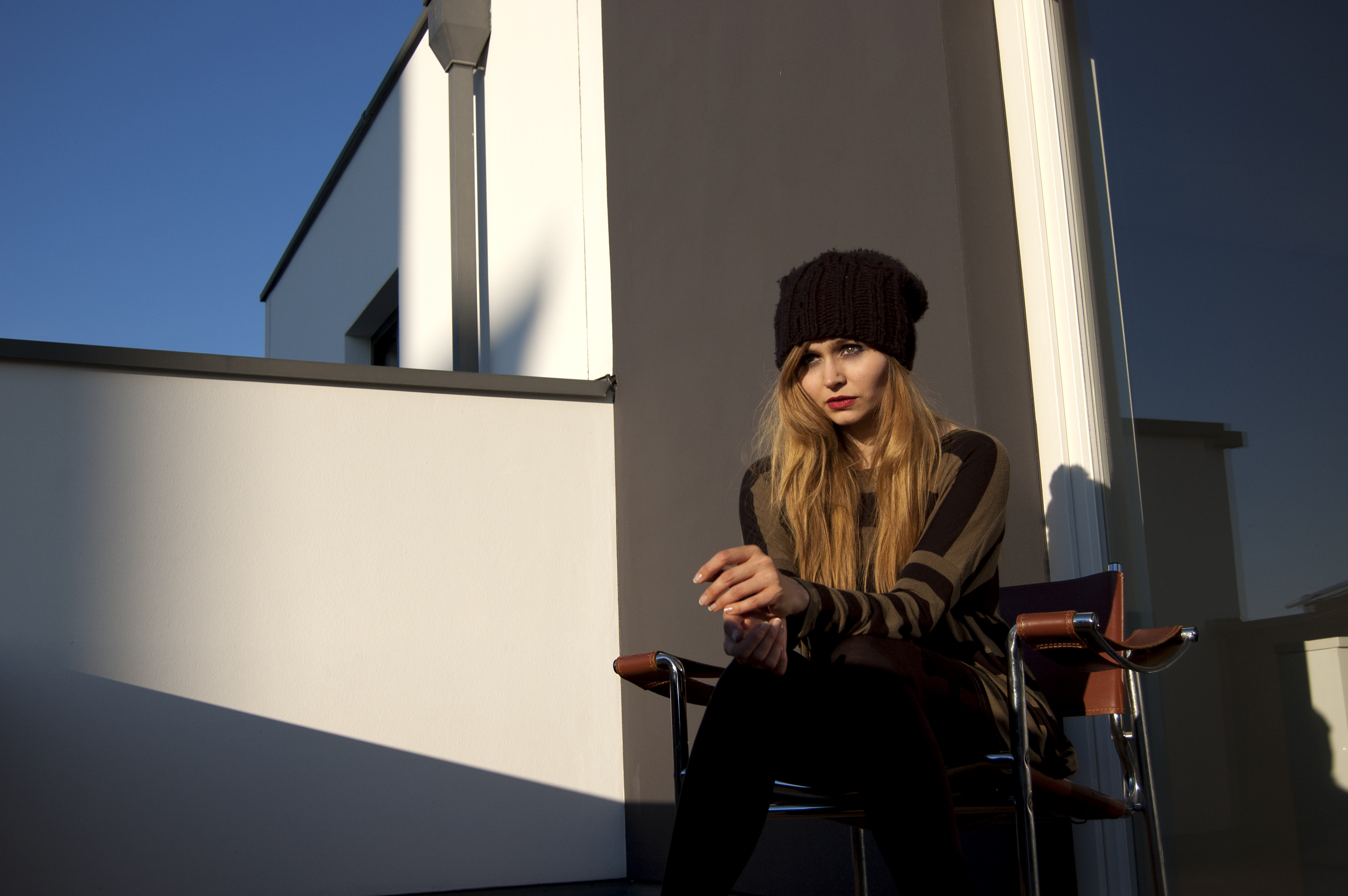 Jasmin von der Born actress