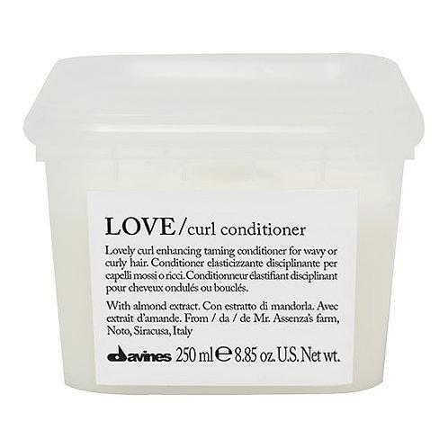 Davines Love Curl Conditioner 8.85oz.