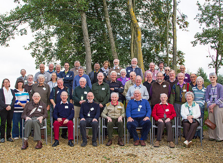 The 2013 convention at the Cotswold Conference Centre