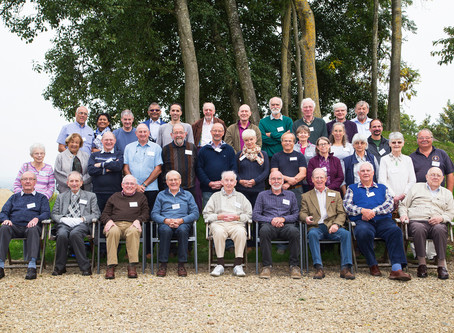 The 2015 convention at the Cotswold Conference Centre