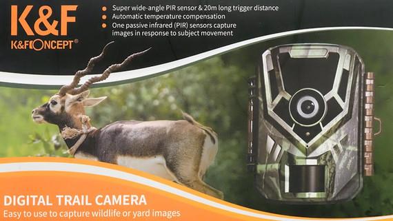 K&F Concept trail camera
