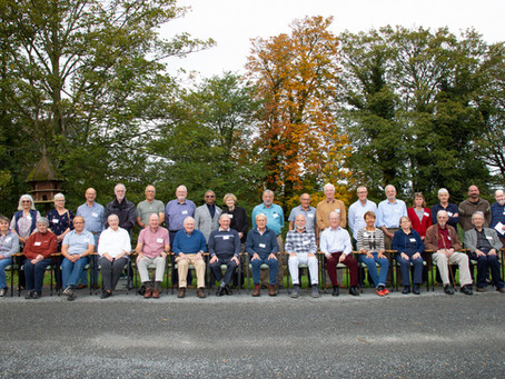 The 2019 convention at the Launde Abbey in Leicestershire.