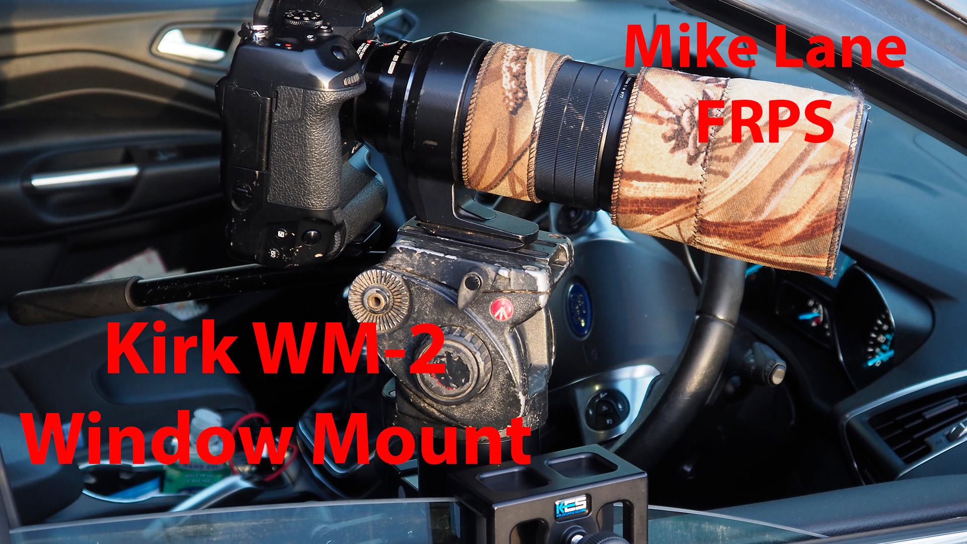 Kirk WM-2 Window Mount