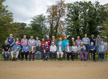 The 2017 convention at the Launde Abbey in Leicestershire.