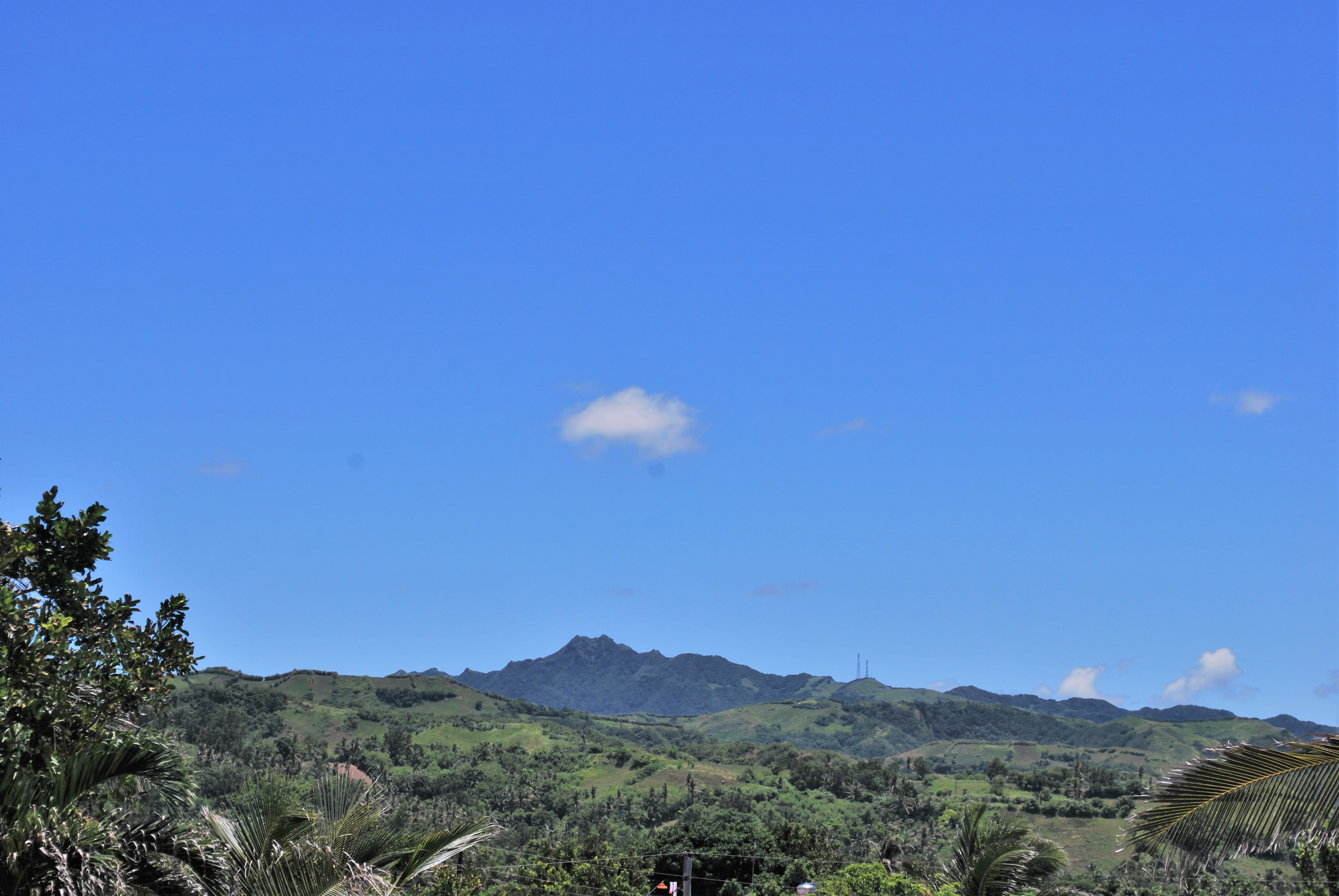 Mt. Matarem