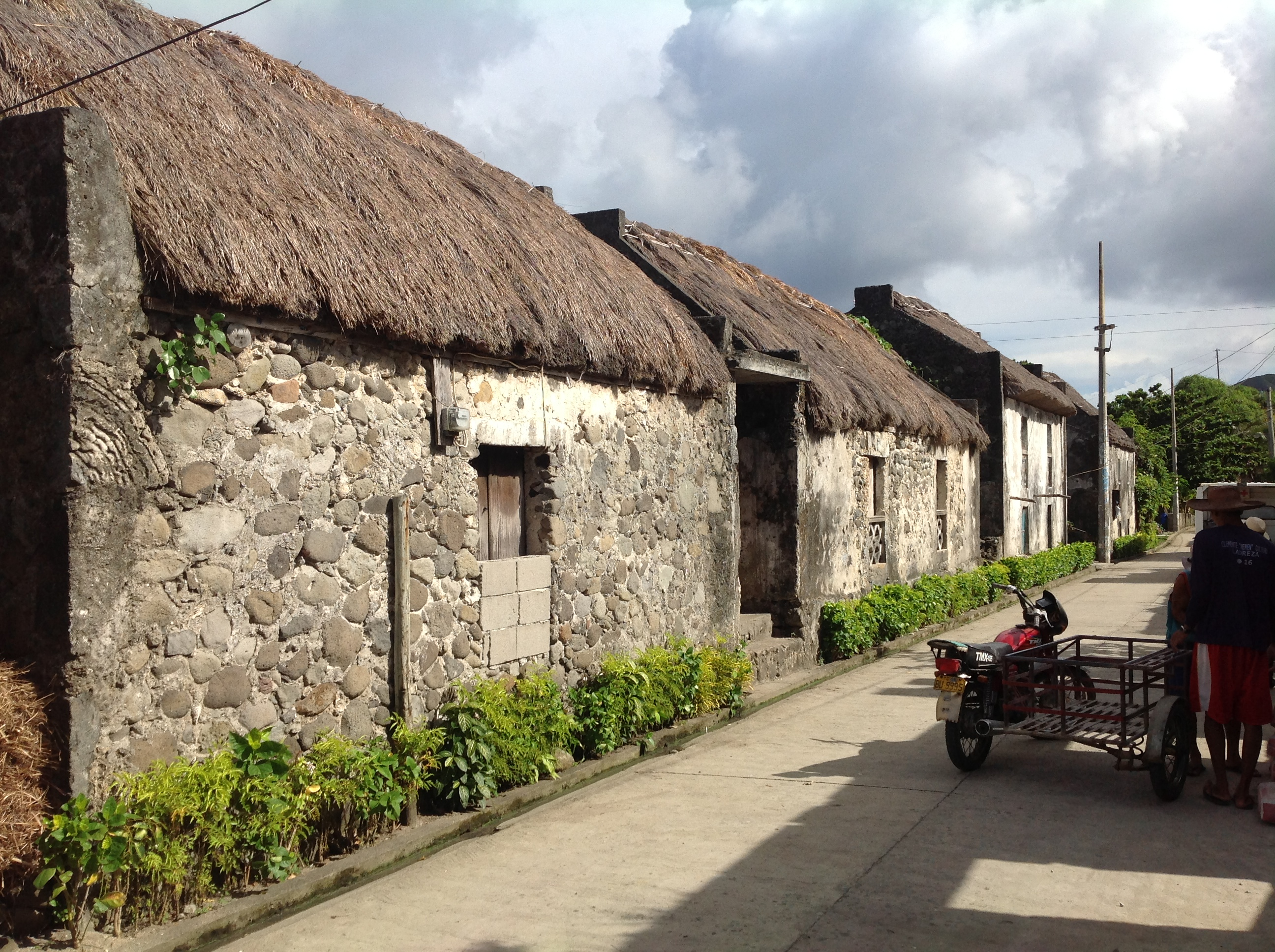 The Ivatan House