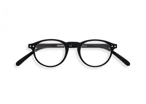 Reading Glasses #A The Discrete - Black