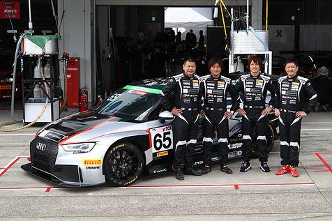Phenomen Audi Team Mars : 1st victory
