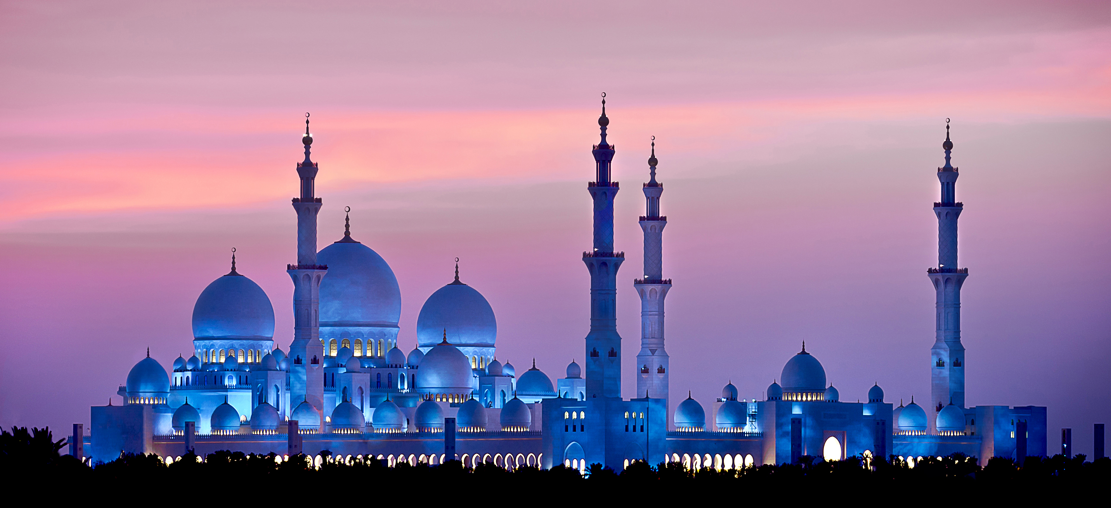 Abu Dhabi Tours Grand Mosque