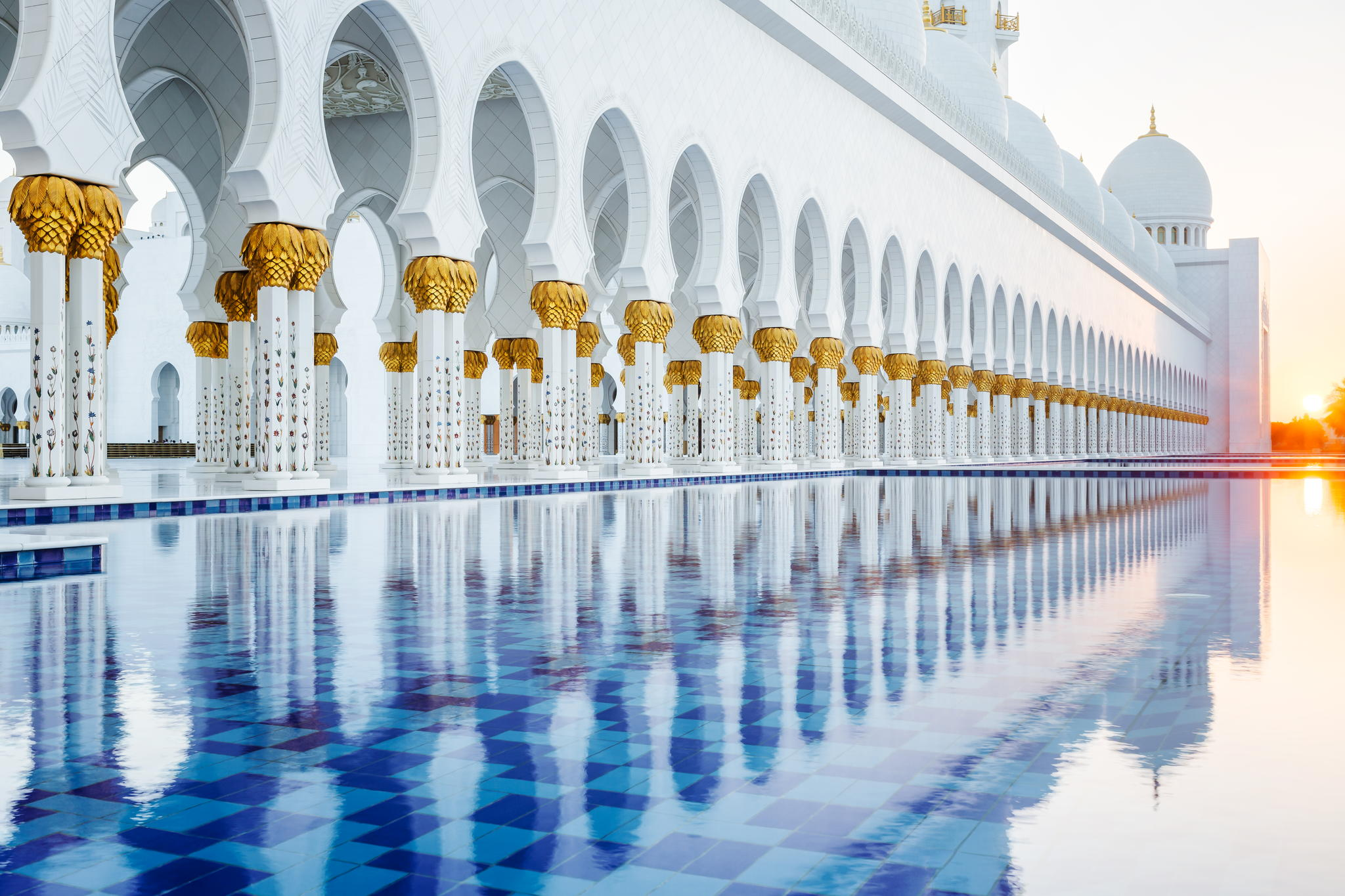 Grand Mosque Tours Abu Dhabi