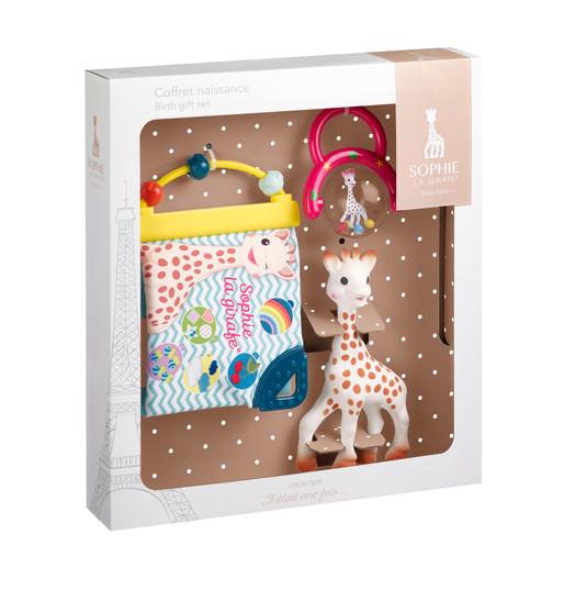 010325 - Birth gift set Sophie la girafe