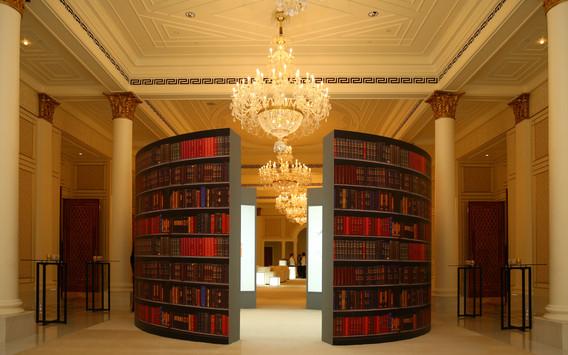 Sheikh Mohammed Bin Rashid Library Inauguration
