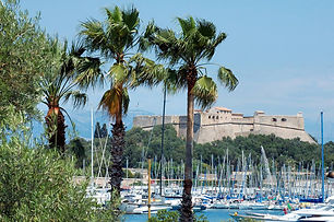 Nanou Destinations - Juan les Pins