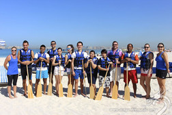 Outdoor Team Building Events in Dubai