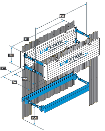 Unisteel-foundation-Sheet Piles - Tubula