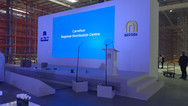 Carrefour Distribution Facility Inauguration