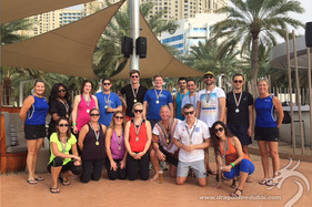 Outdoor Team Building In Dubai