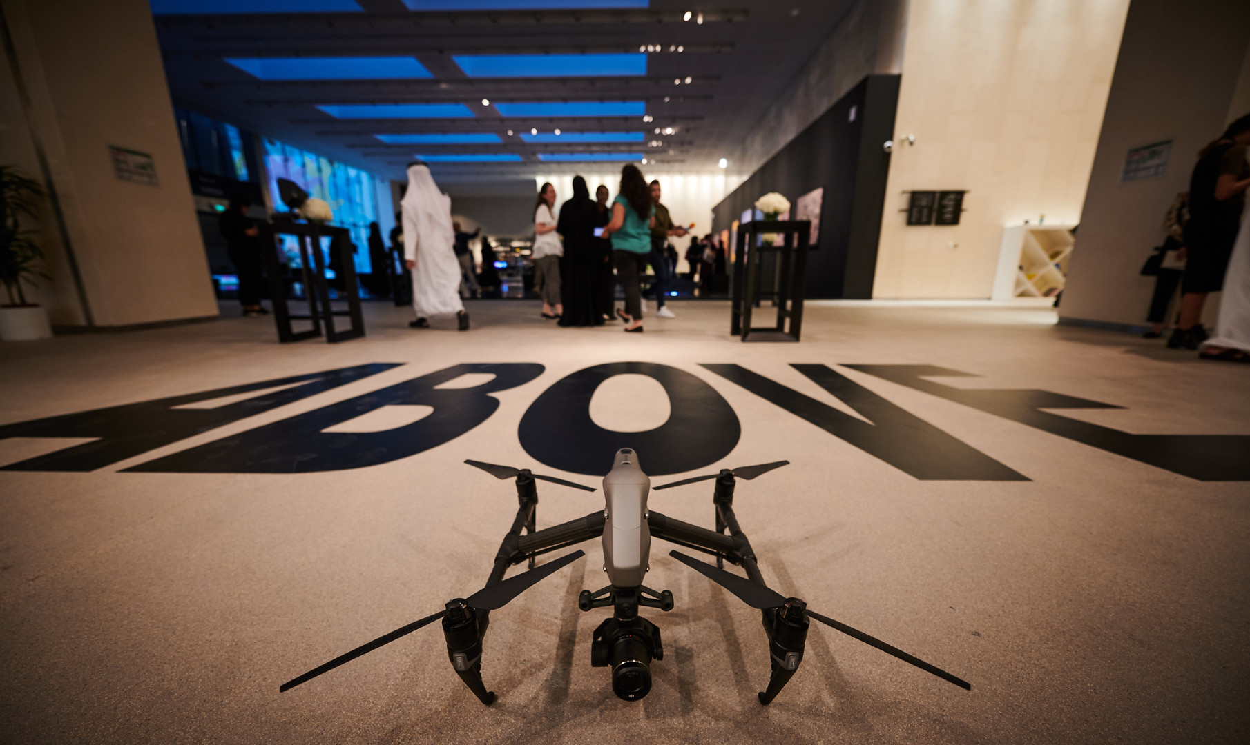 Above Aerial Photography Exhibition