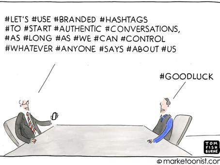 Cinq conseils pour des #hashtags qui claquent !
